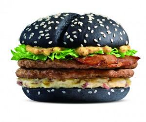 black burger sesamo